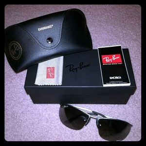 Ray Ban CHROMANCE Sunglasses